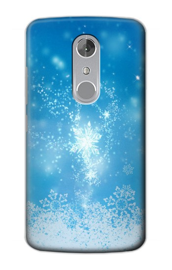 Printed Snow Spell Magic ZTE Axon mini Case