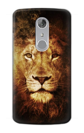 Printed Lion ZTE Axon mini Case