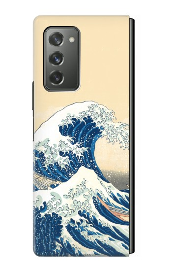 Printed Under the Wave off Kanagawa Samsung Galaxy Z Fold2 5G Case