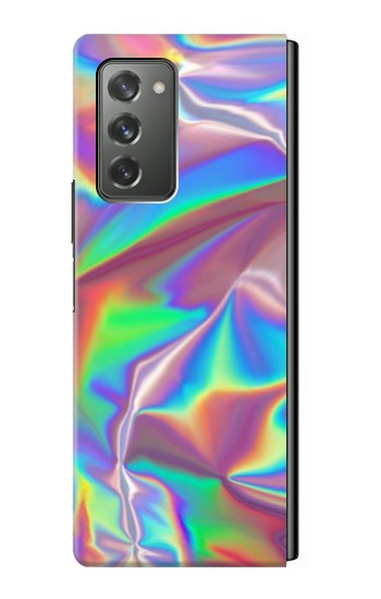 Printed Holographic Photo Printed Samsung Galaxy Z Fold2 5G Case