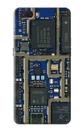 Printed Curcuid Board ZTE nubia M2 Case