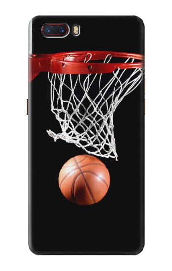 Printed Basketball ZTE nubia M2 Case