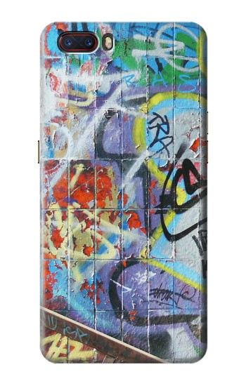 Printed Wall Graffiti ZTE nubia M2 Case