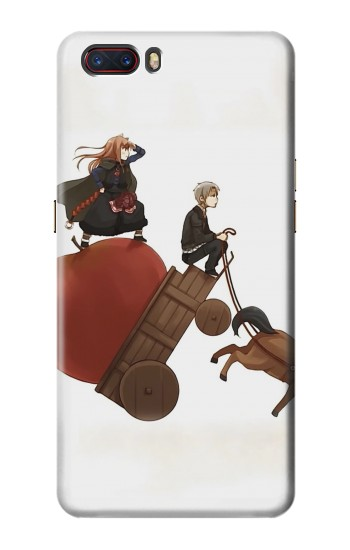 Printed Spice and Wolf Horo Lawrence ZTE nubia M2 Case