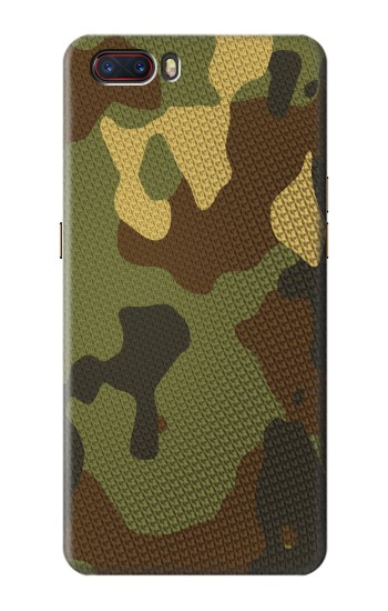 Printed Camo Camouflage Graphic Printed ZTE nubia M2 Case