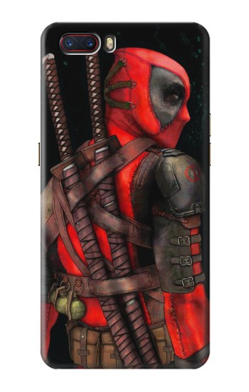 Printed Deadpool 2 ZTE nubia M2 Case