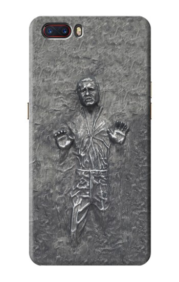 Printed Han Solo in Carbonite ZTE nubia M2 Case