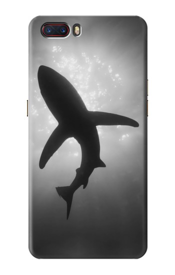 Printed Shark Monochrome ZTE nubia M2 Case