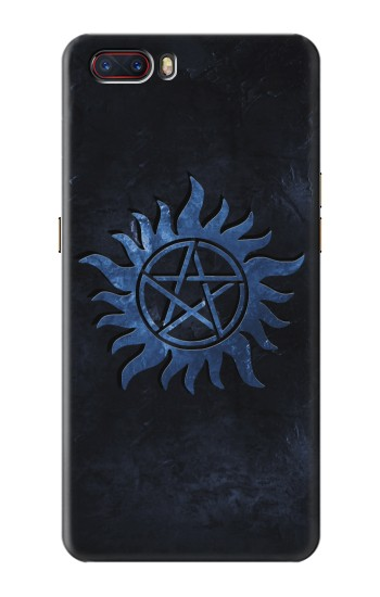 Printed Supernatural Anti Possession Symbol ZTE nubia M2 Case
