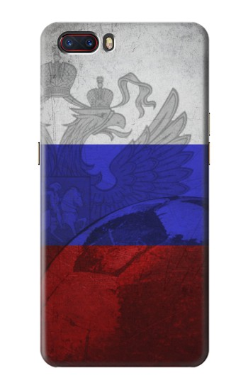 Printed Russia Football Flag ZTE nubia M2 Case