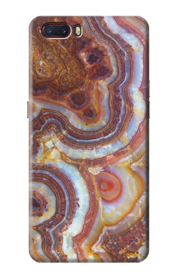 Printed Colored Marble Texture Printed ZTE nubia M2 Case