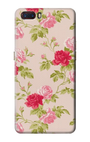 Printed Pretty Rose Cottage Flora ZTE nubia M2 Case