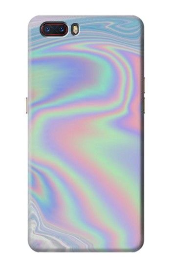 Printed Pastel Holographic Photo Printed ZTE nubia M2 Case